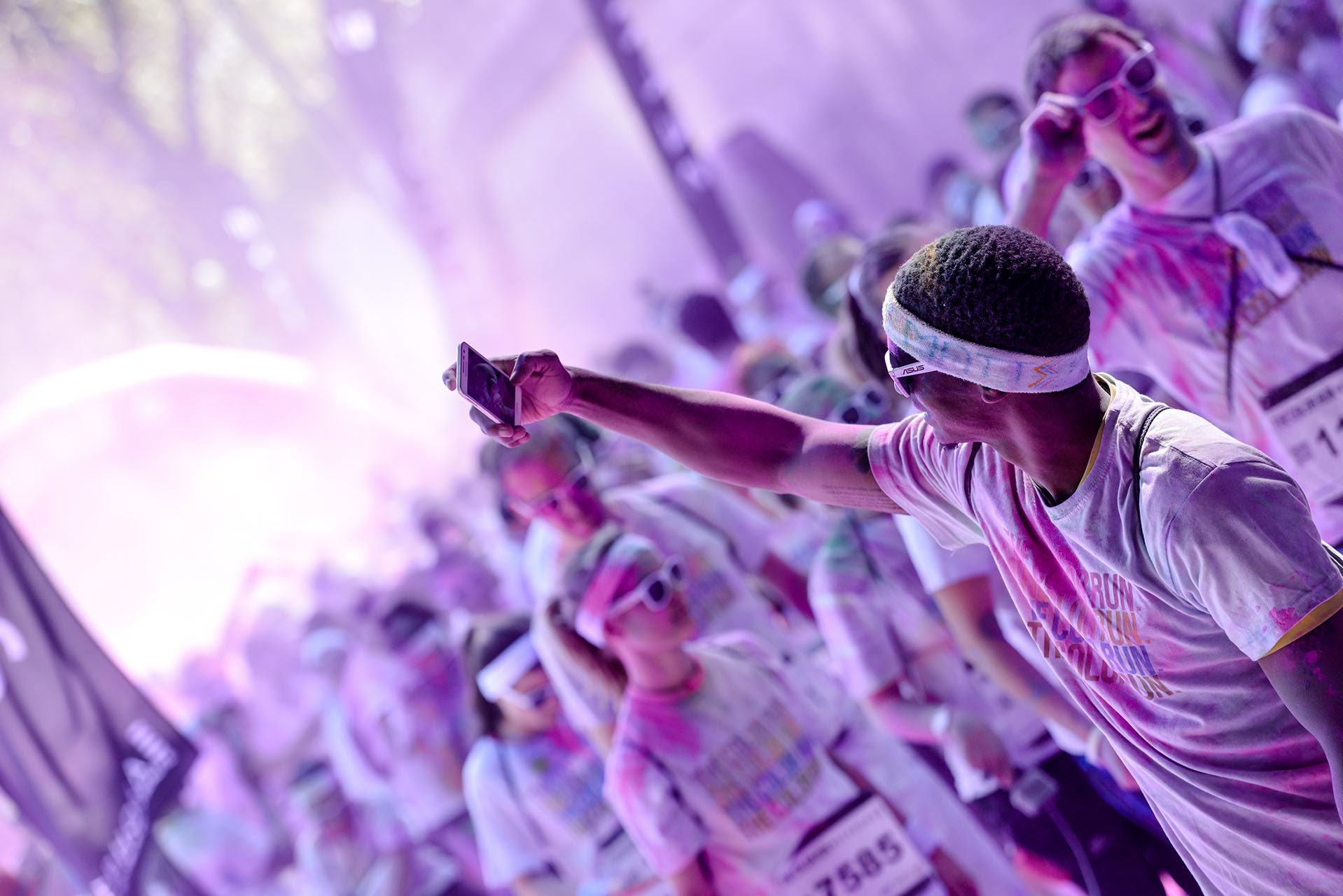 COLOR RUN – Mairie de Paris