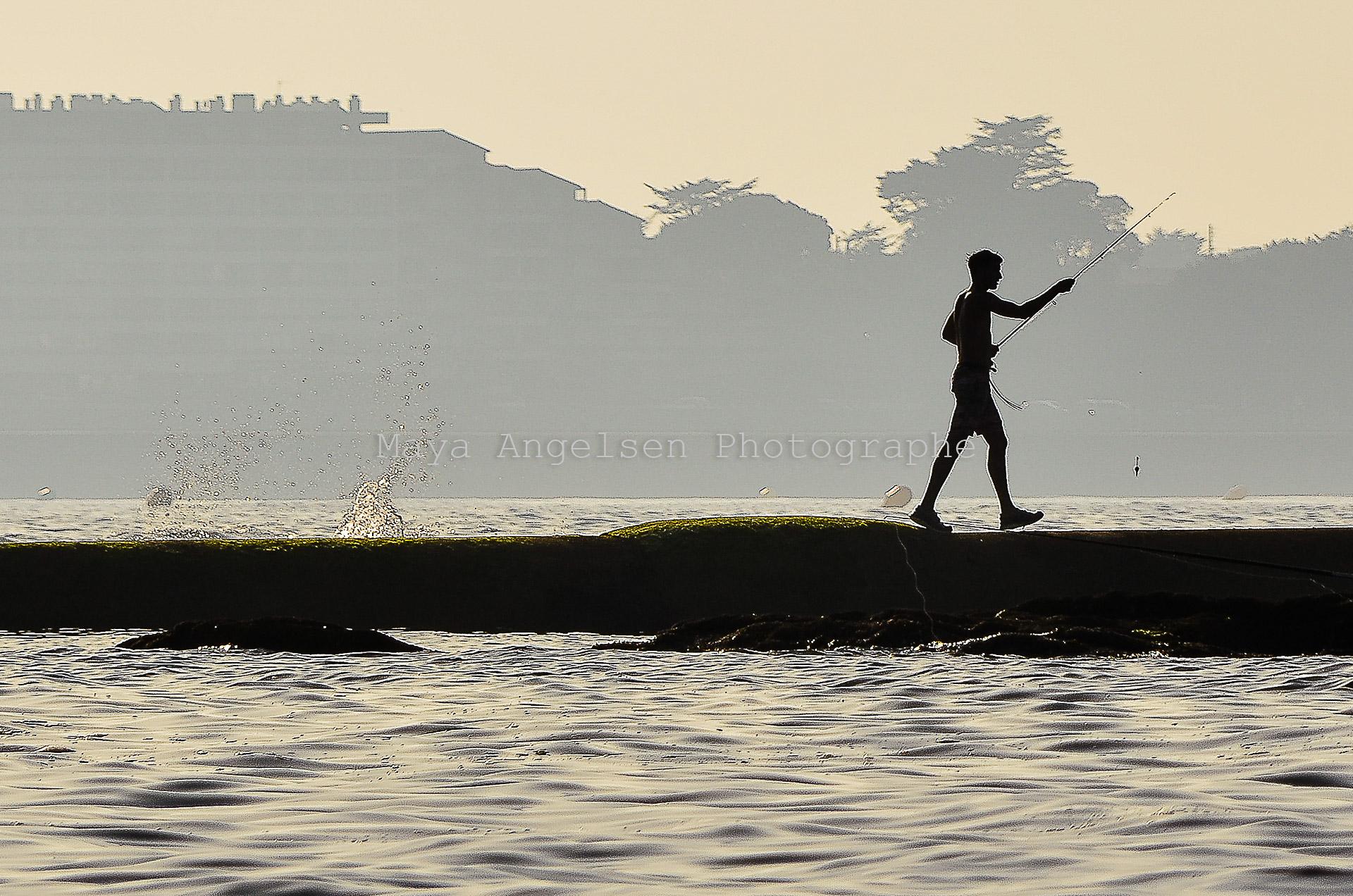 photographe-streetart-maya-angelsen-le-pêcheur-les-sables-d-olonne